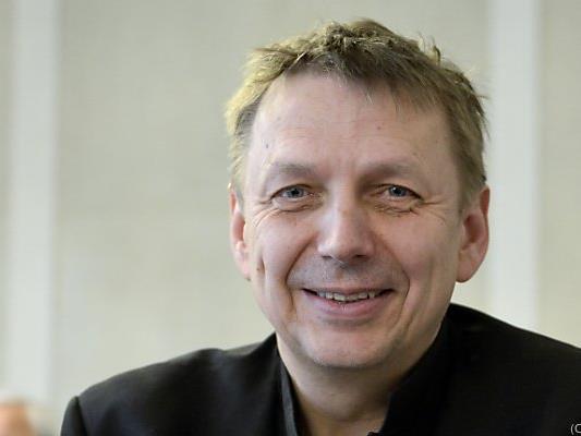 Grünen-Kultursprecher Wolfgang Zinggl präsentierte seine Vorschläge