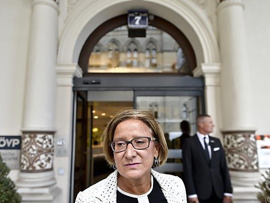 Mikl-Leitner ist Landesrätin in Niederösterreich