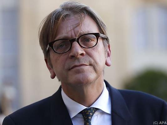 Der Belgier war früher Ministerpräsident