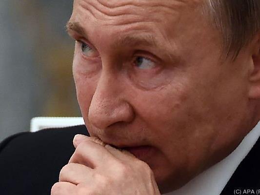 Auch Prominente, die Putin nahe stehen, sind nicht erwünscht