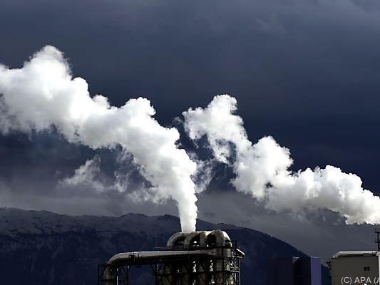 Die Treibhausgase sollen um mindestens 40 Prozent gesenkt werden