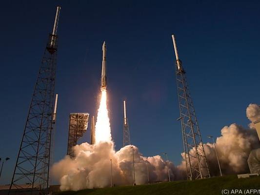 Es ist die erste US-amerikanische Mission zu einem Asteroiden