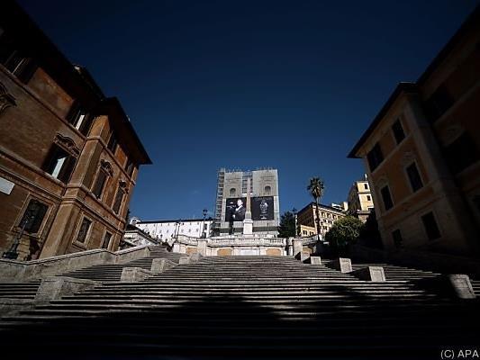 Spanische Treppe soll künftig nachts geschlossen bleiben