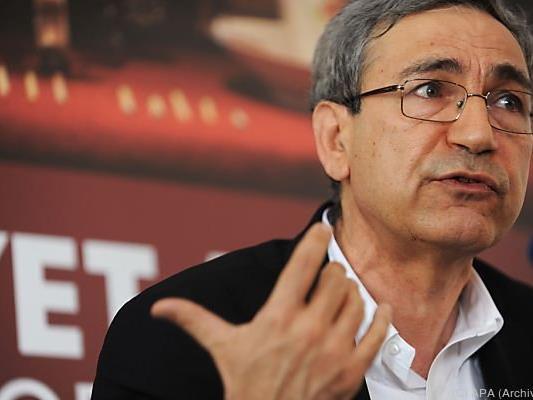 Literaturnobelpreisträger Orhan Pamuk