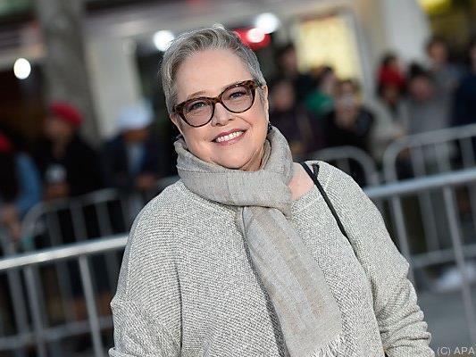 "Oscar-Preisträgerin Kathy Bates bekommt Stern am ""Walk of Fame"""