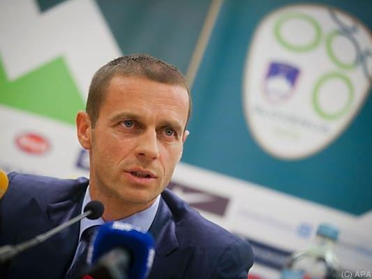 Slowene Ceferin will UEFA-Präsident werden