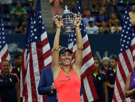 Das ist die neue Nummer 1 der Tennis-Damen