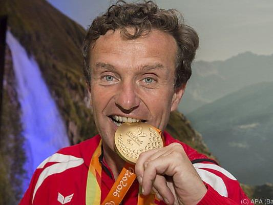 Dressurreiter Pepo Puch holte erstes Gold in Rio
