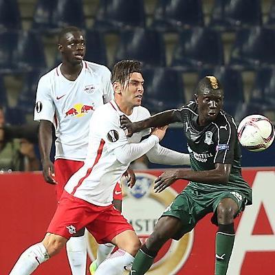 Soriano und Co kamen gegen Krasnodar kaum zu Chancen