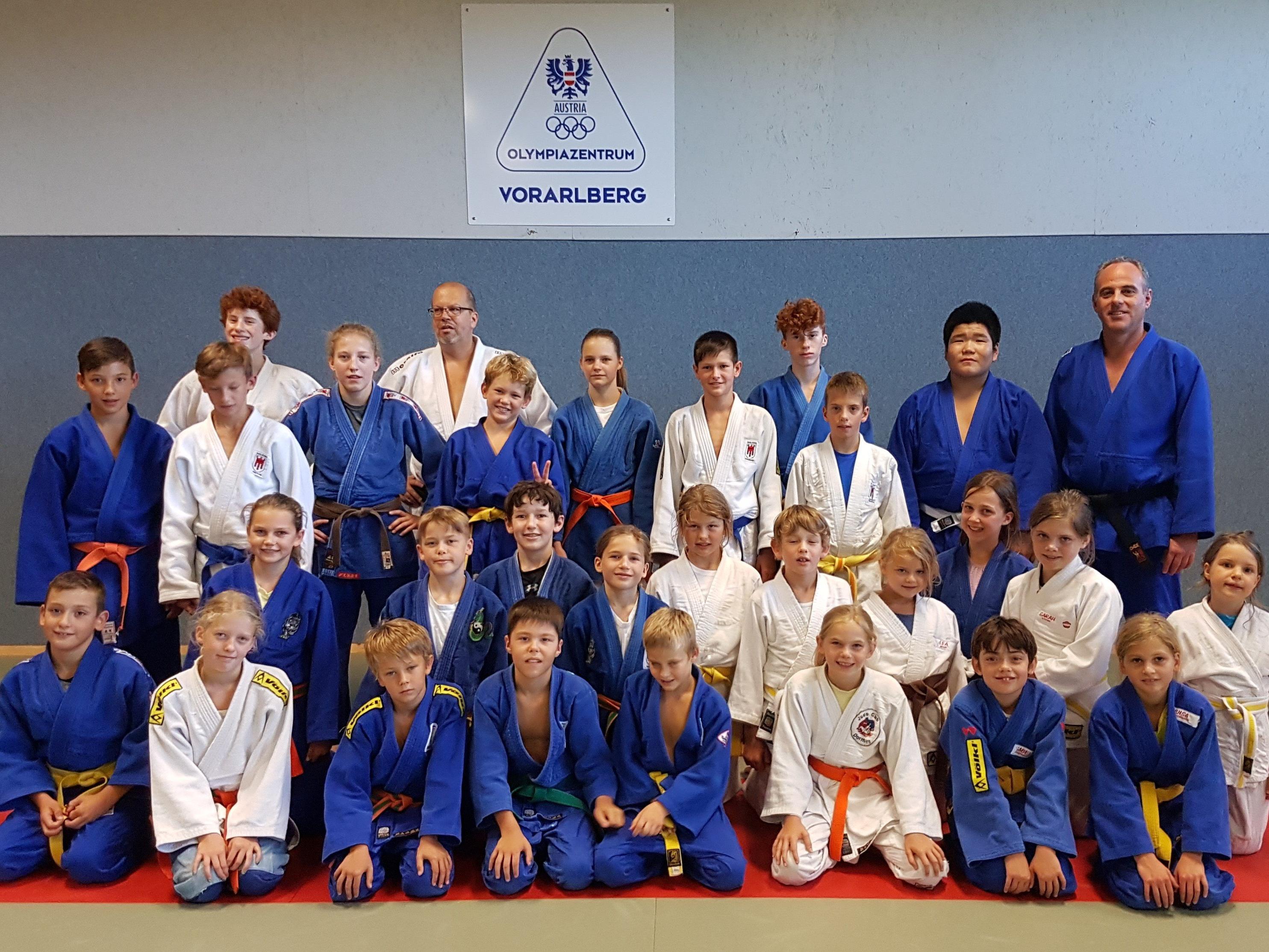 Training im Olympiazentrum