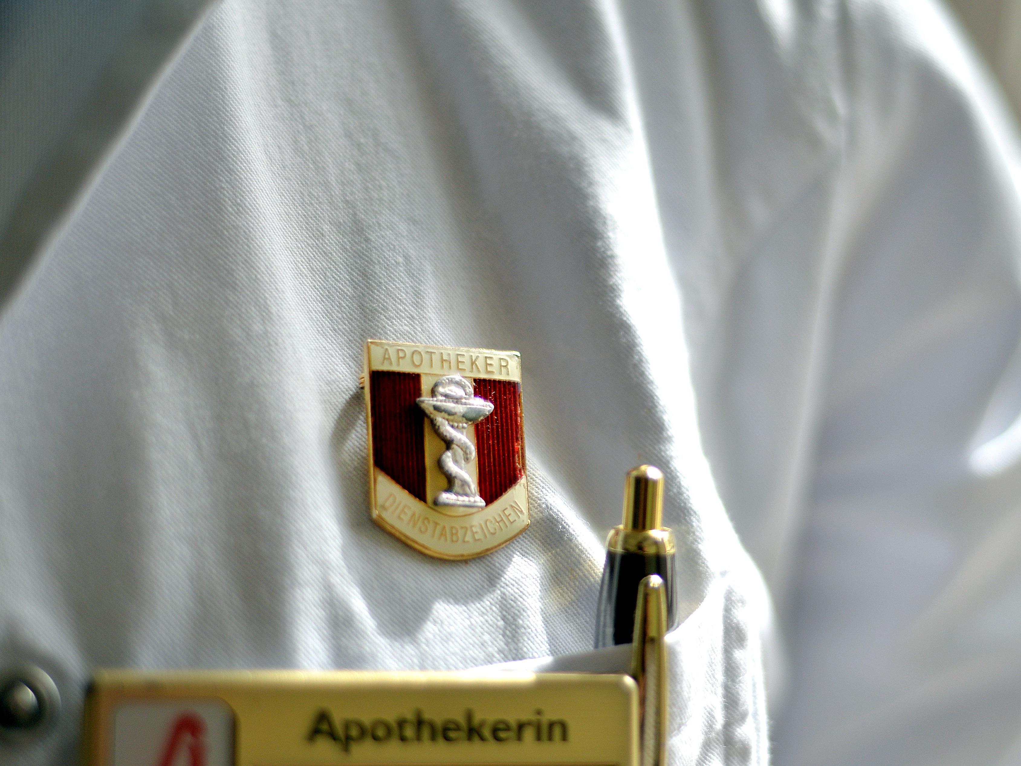 Eine Apotheke in München wurde unfreiwillig zum Freiluftkino.