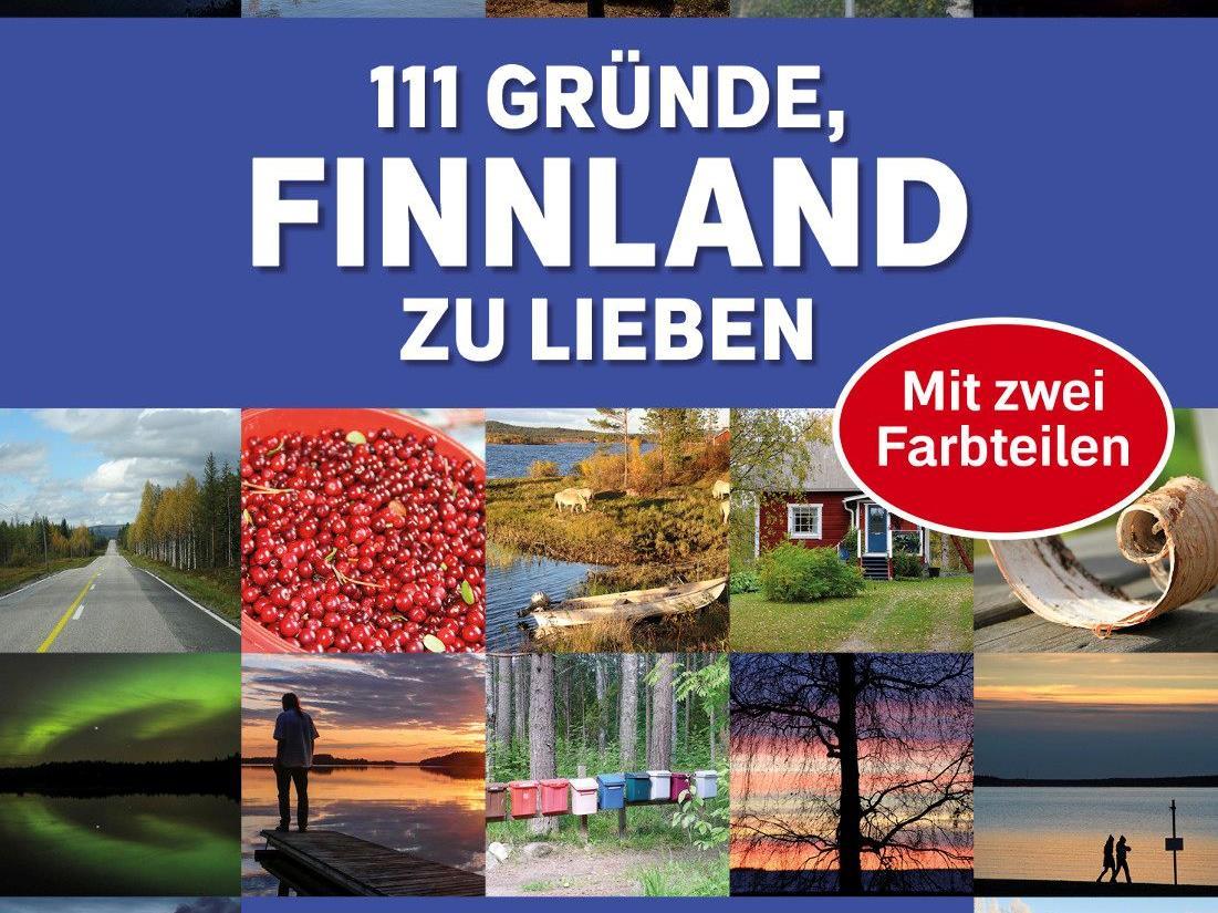 ORF-Journalistin, Fotografin und Finnland-Kennerin Tarja Prüss stellt ihren ersten Reiseführer vor.