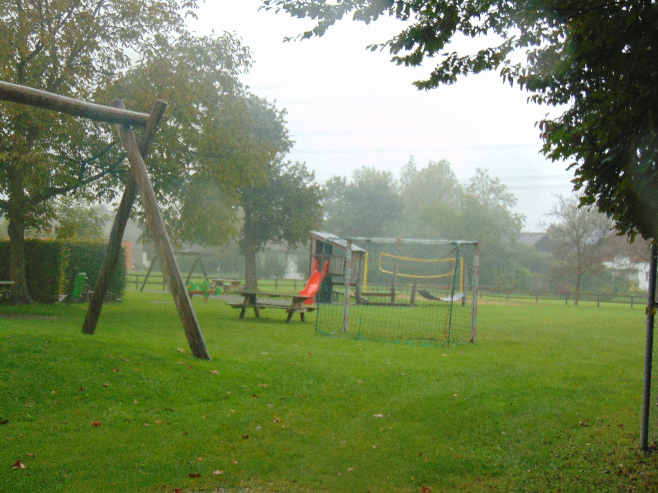 Im Frühjahr soll die Neugestaltung des Kinder- und Jugendspielplatzes erfolgen.