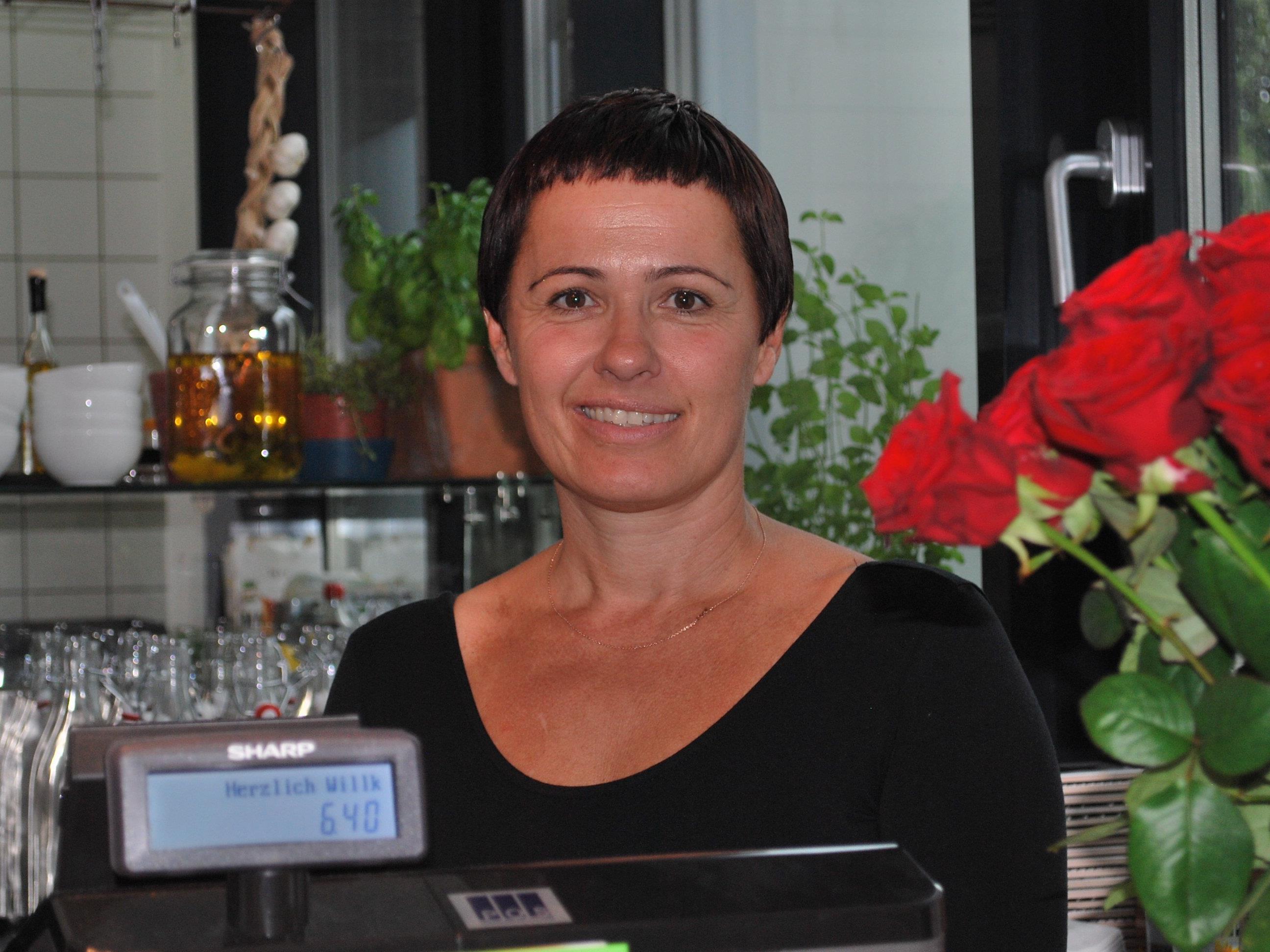 Susanne Füssinger-Witschuinig in Susi's Zauberei in Dornbirn