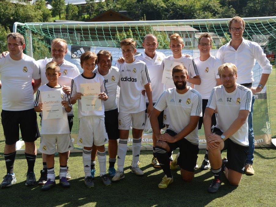 Real Madrid Fußballcamp