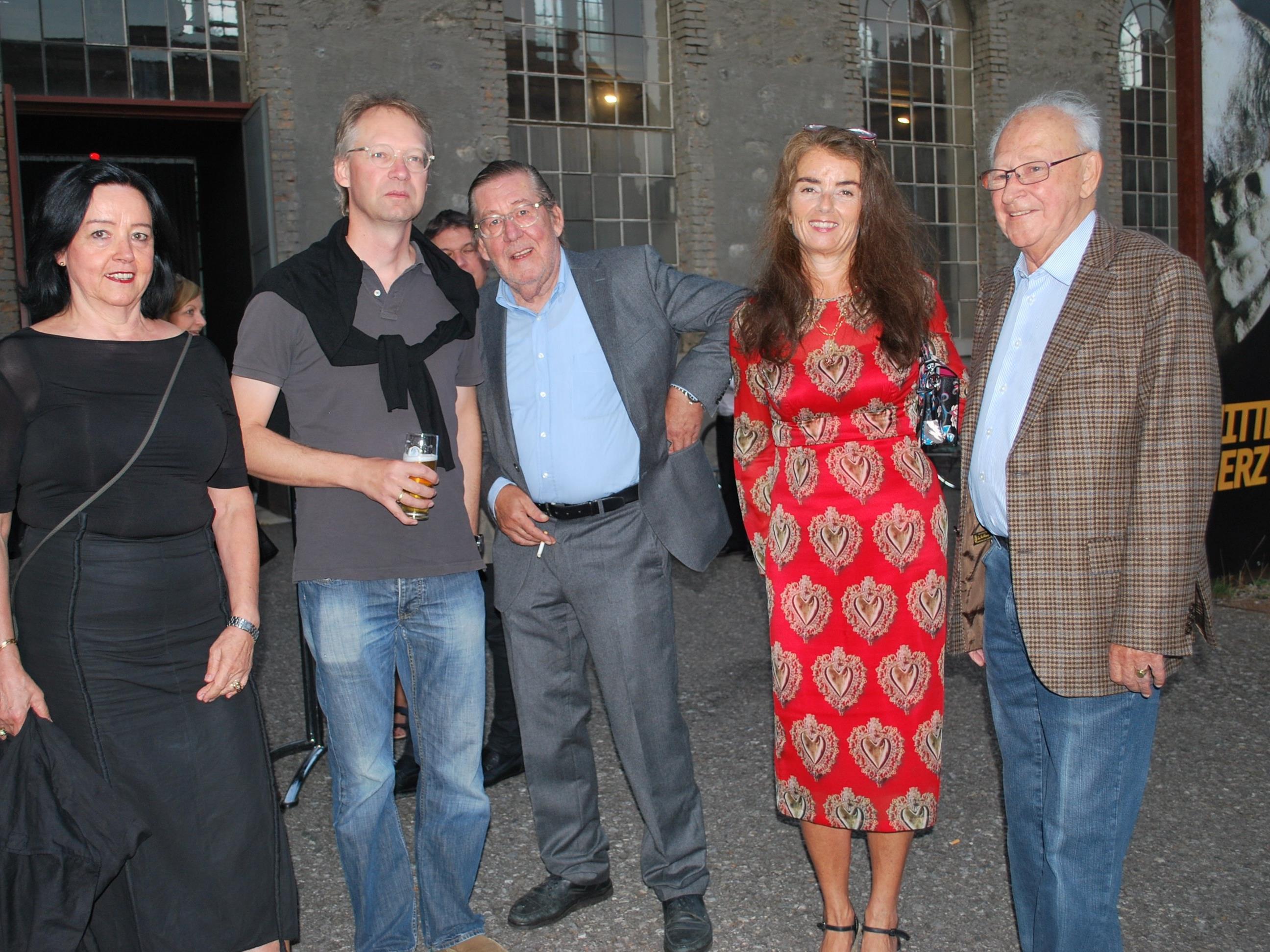 Sylvia Taraba, Georg Bechtold, Gottfried Bechtold, Ingrid Adamer, Guntram Bechtold