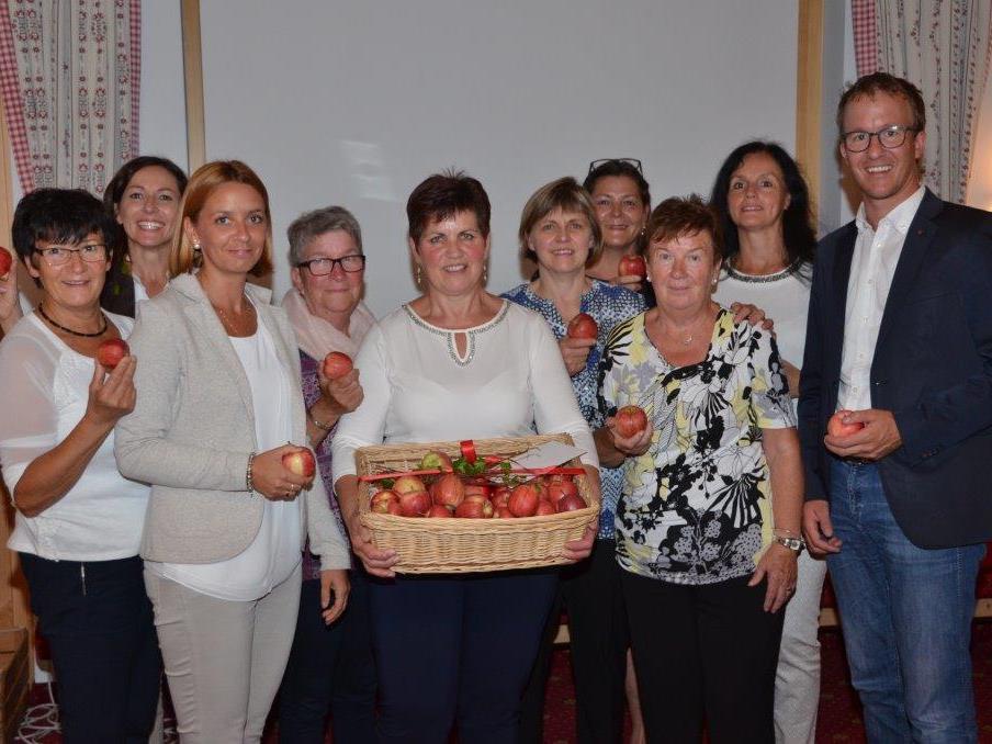 50 Jahre Frauenbund Dalaas