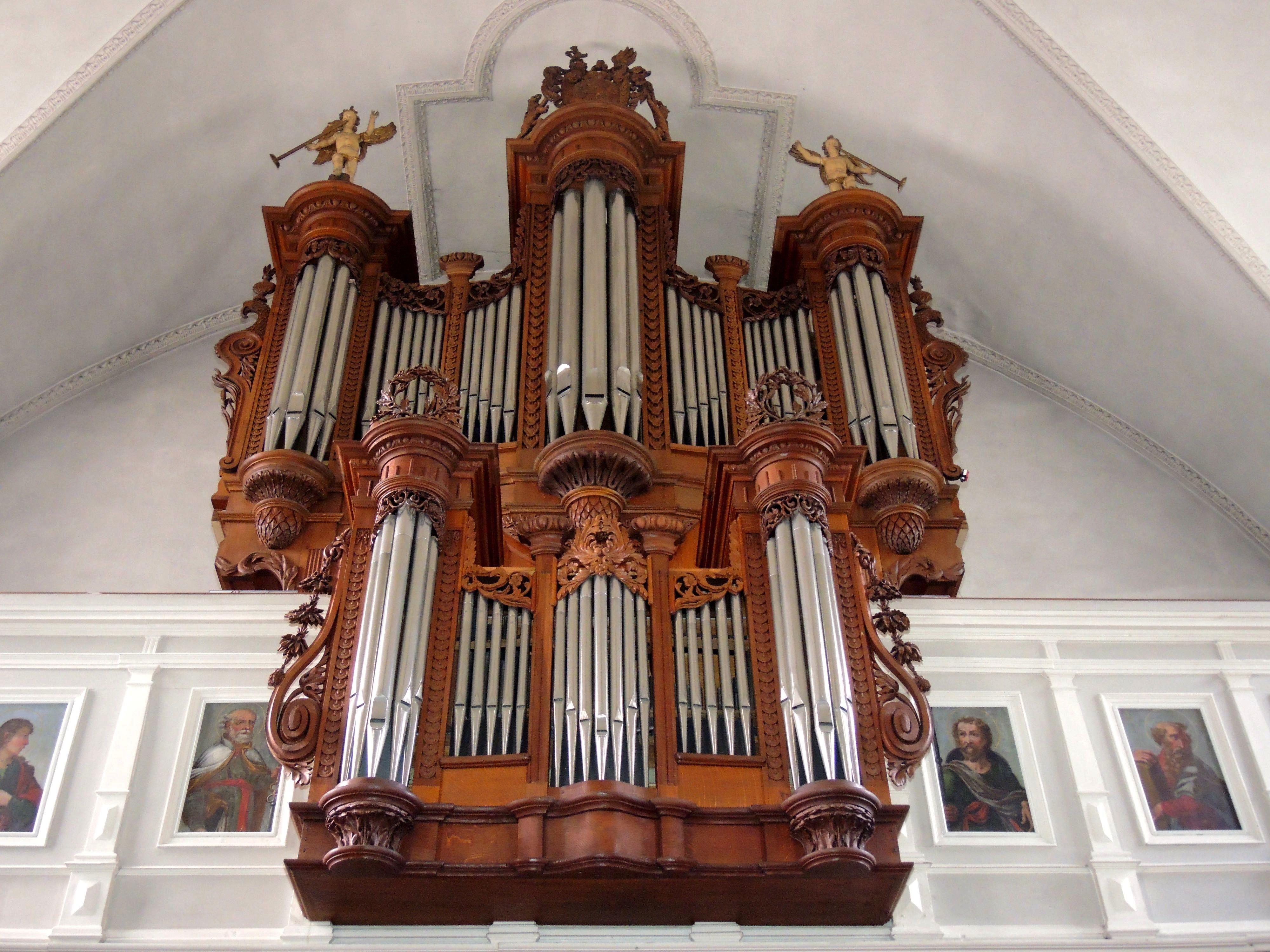 Ein instrumentales Kleinod, die historische Bludescher Bergöntzle Orgel