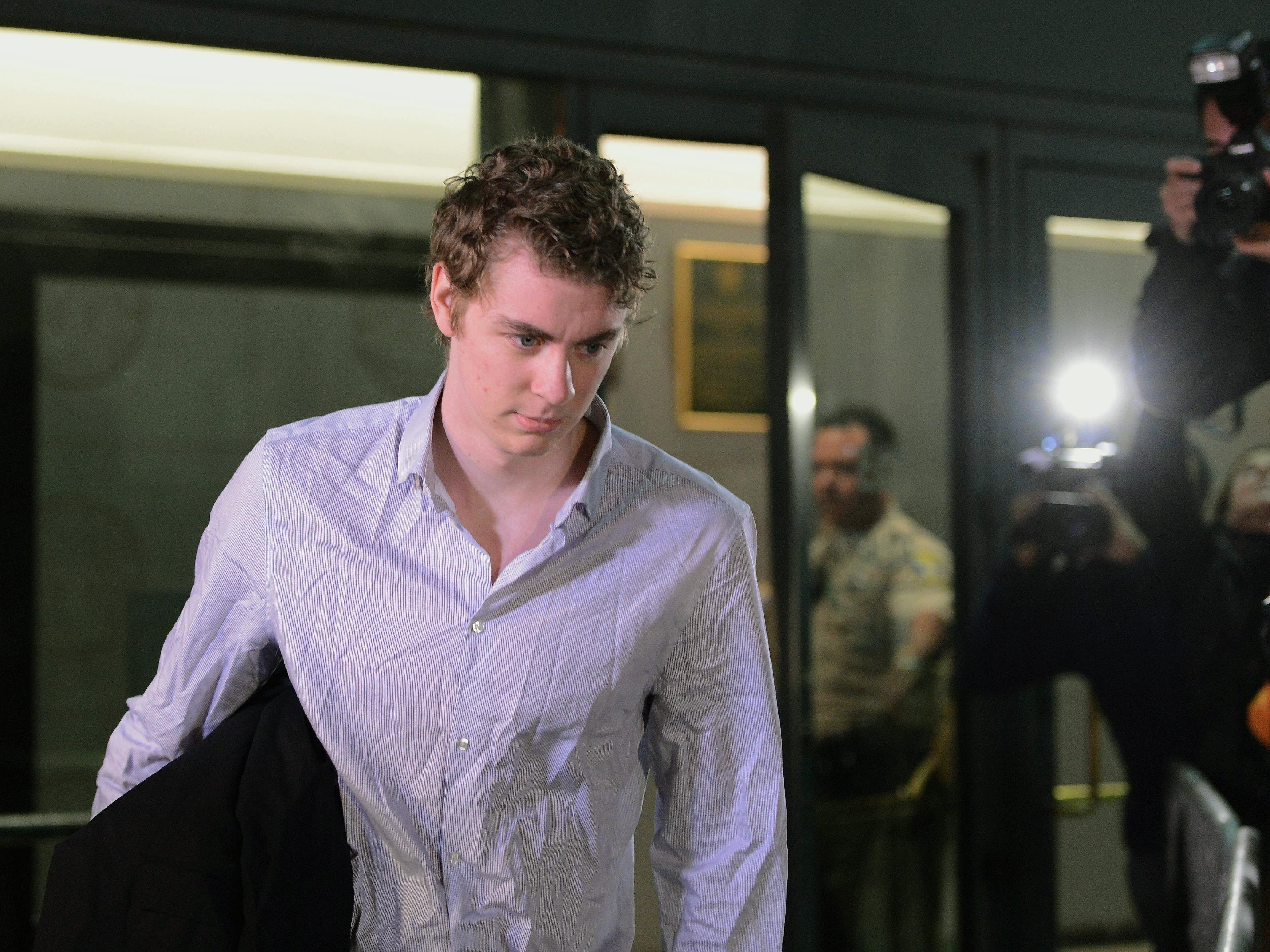 Der Ex-Stanford-Student Brock Turner wurde nach 90 Tagen entlassen
