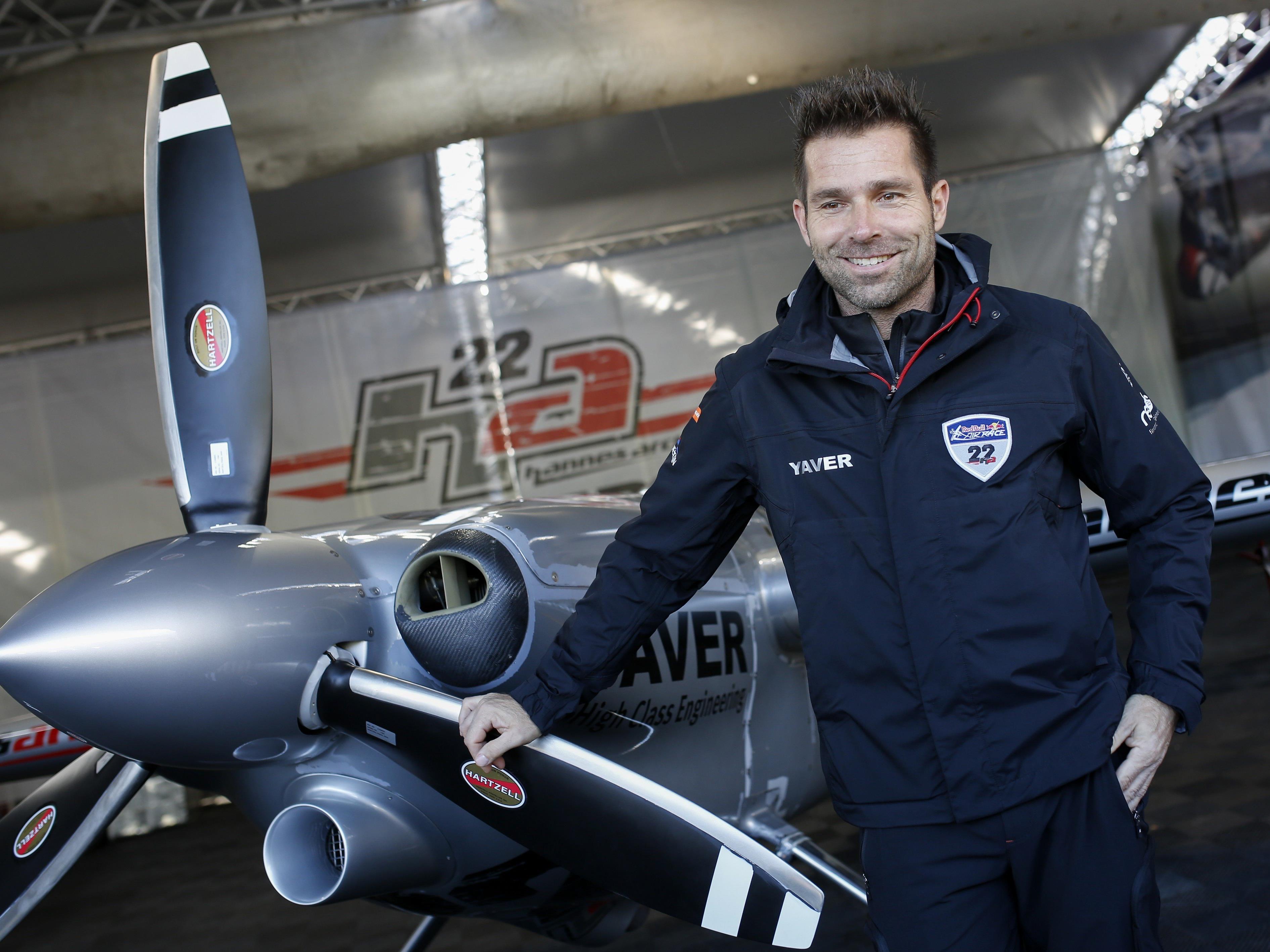 Hannes Arch verstarb bei einem tragischen Hubschrauberabsturz.