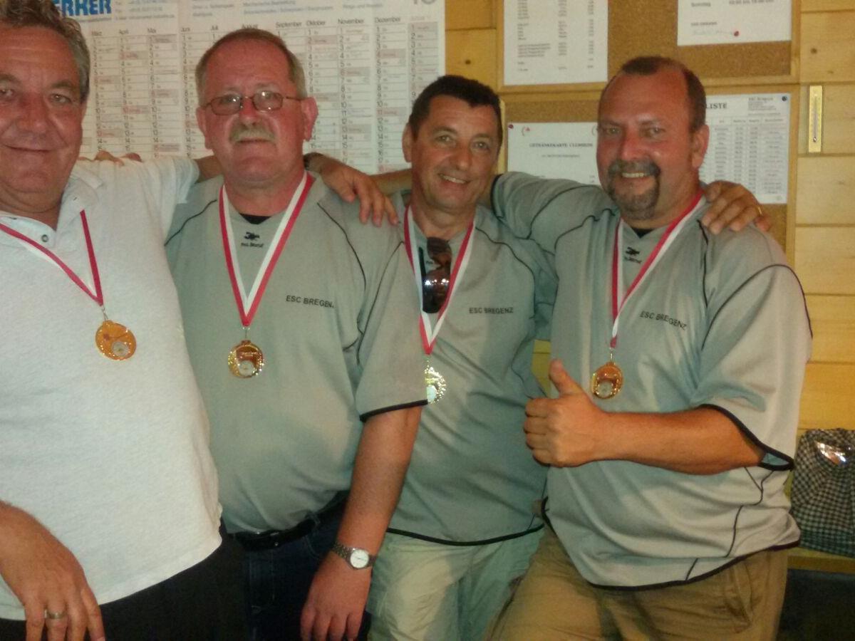 Die Landesmeisterschaft war ein voller Erfolg für die Schützen.
