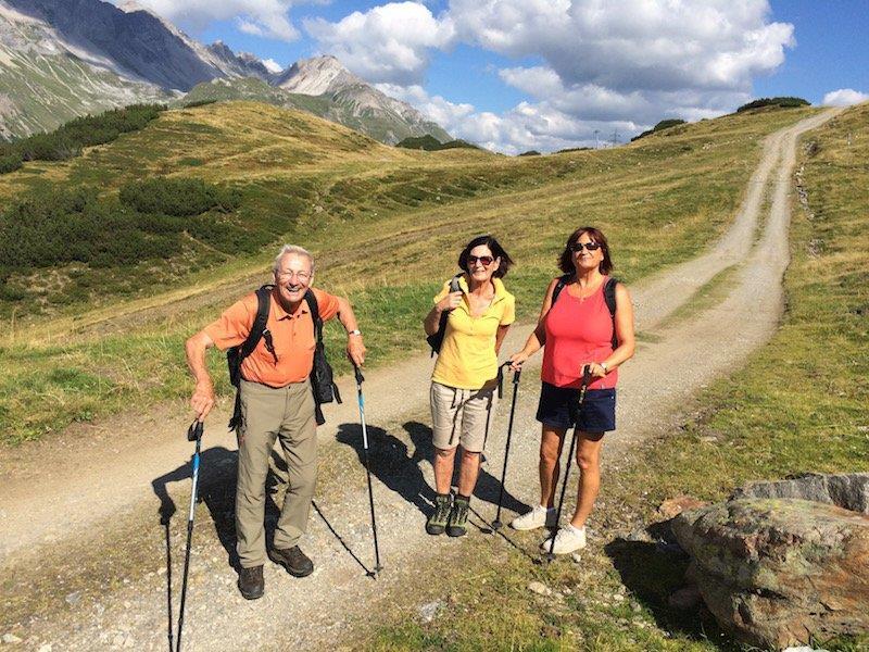 Wanderung zur Kaltenberghütte