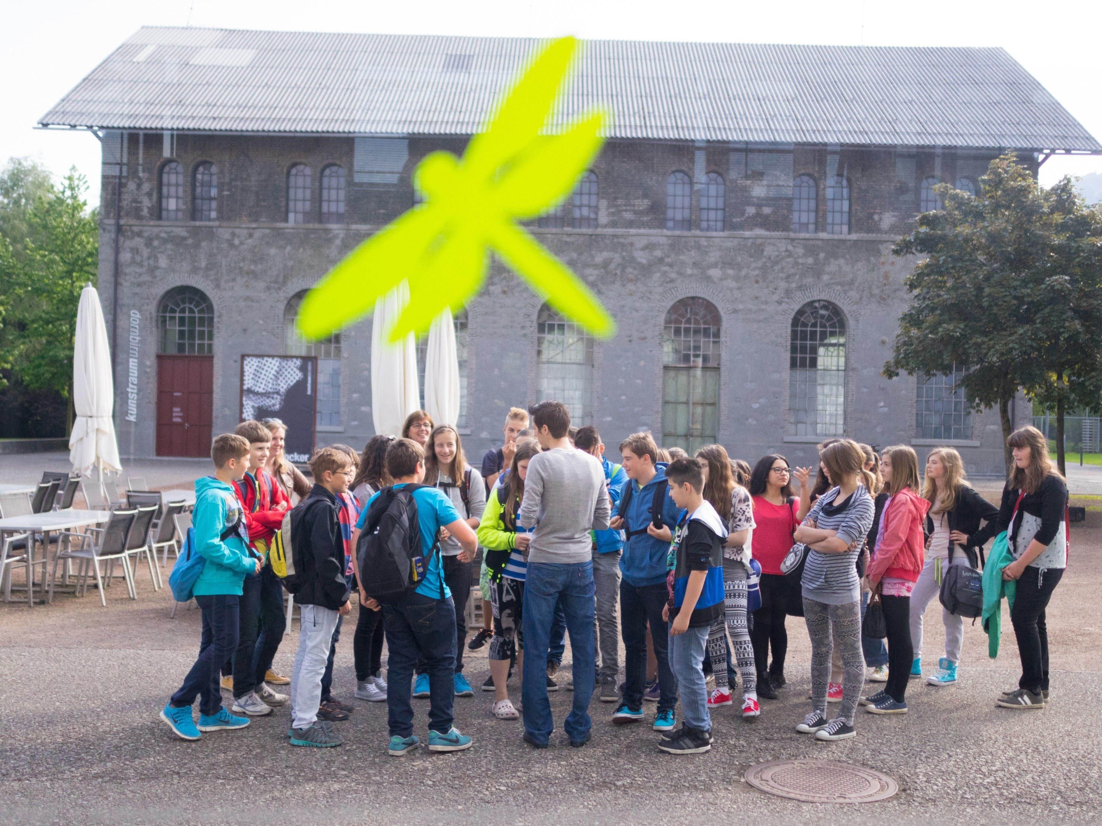 Die Vorarlberger Museen, zum Beispiel das inatura in Dornbirn, freuten sich über viele junge Besucher.