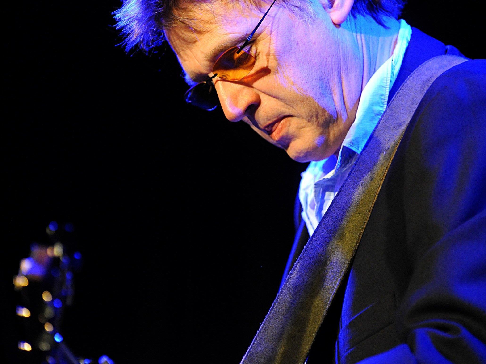 David Knopfler gastiert am 15. September im Hohenemser Löwensaal.
