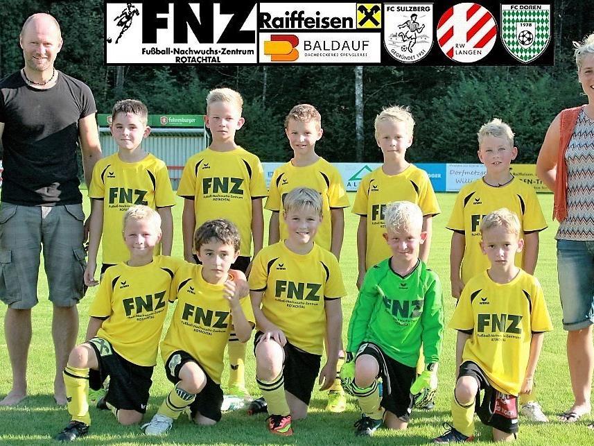 FNZ Rotachtal U10 - Sieger der Woche