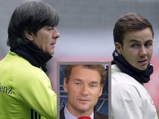 Mario Götze wurde von RTL-Experte Jens Lehmann scharf kritisiert.