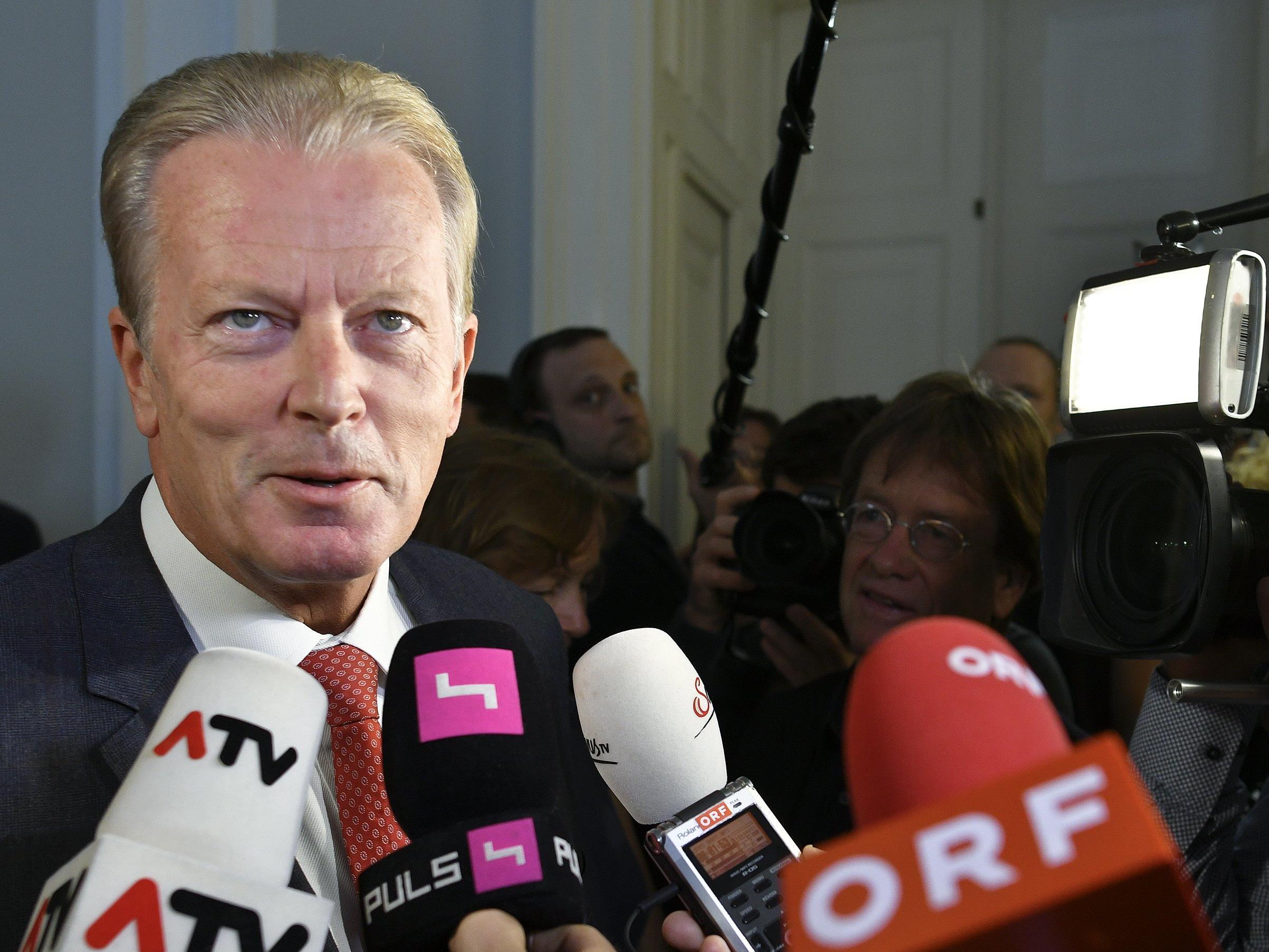 Reinhold Mitterlehner will neue TTIP-Verhandlungen.