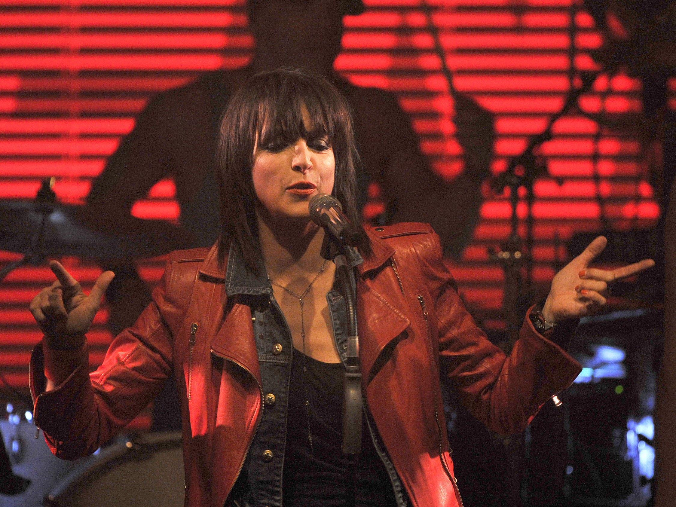 """Nenas Lied """"99 Luftballons"""" stand in den USA auf Platz zwei der Charts."""