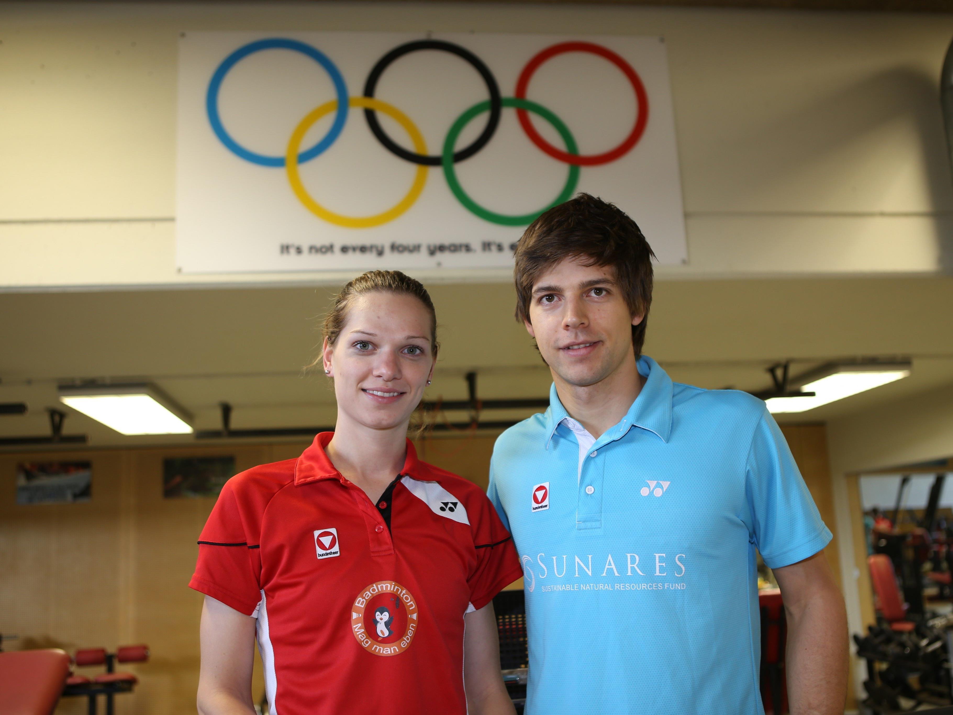 Elisabeth Baldauf und David Obernosterer starten in Japan.