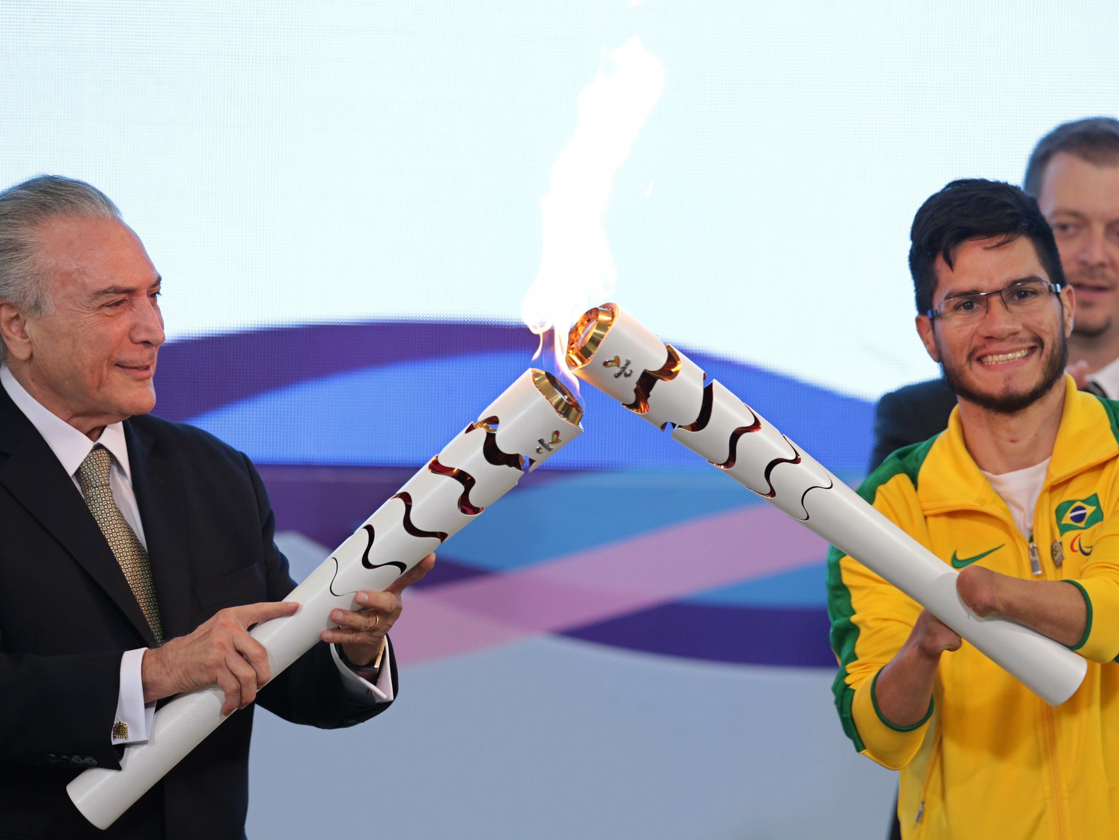 Die Paralympics starten am 7. September 2016