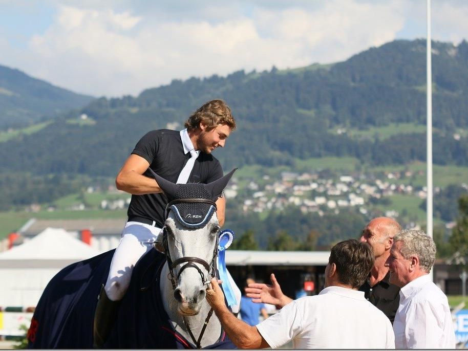 Christian Rhomberg gewann GP von Rankweil