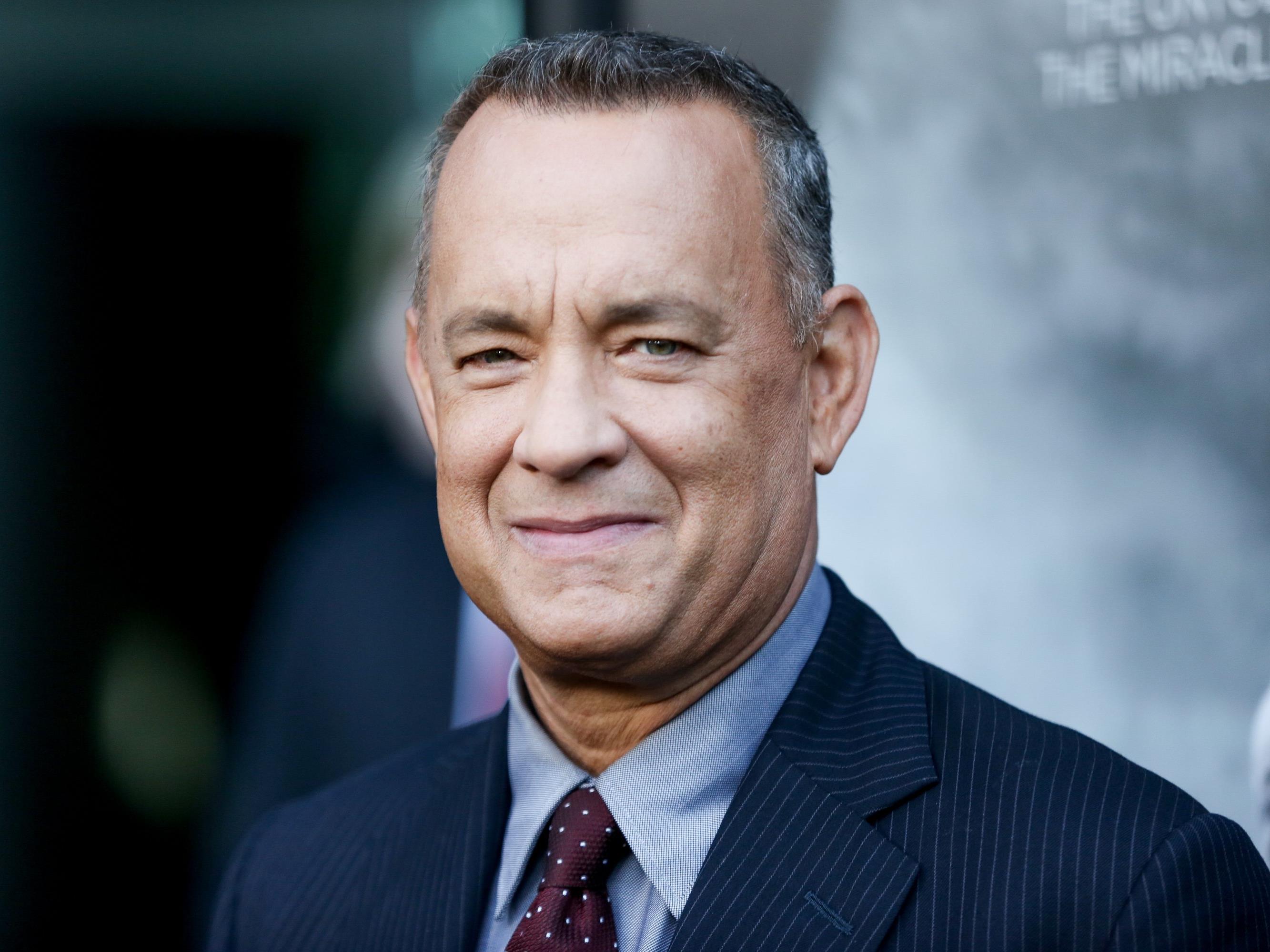 Tom Hanks überraschte ein Brautpaar beim Fotoshooting
