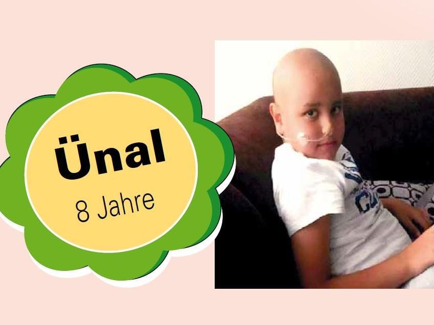 Der achtjährige Ünal sucht dringend einen Stammzellenspender. Bei einer Typisierungsaktion am 10. September in Feldkirch können sie testen, ob Sie Lebenretter sein können.