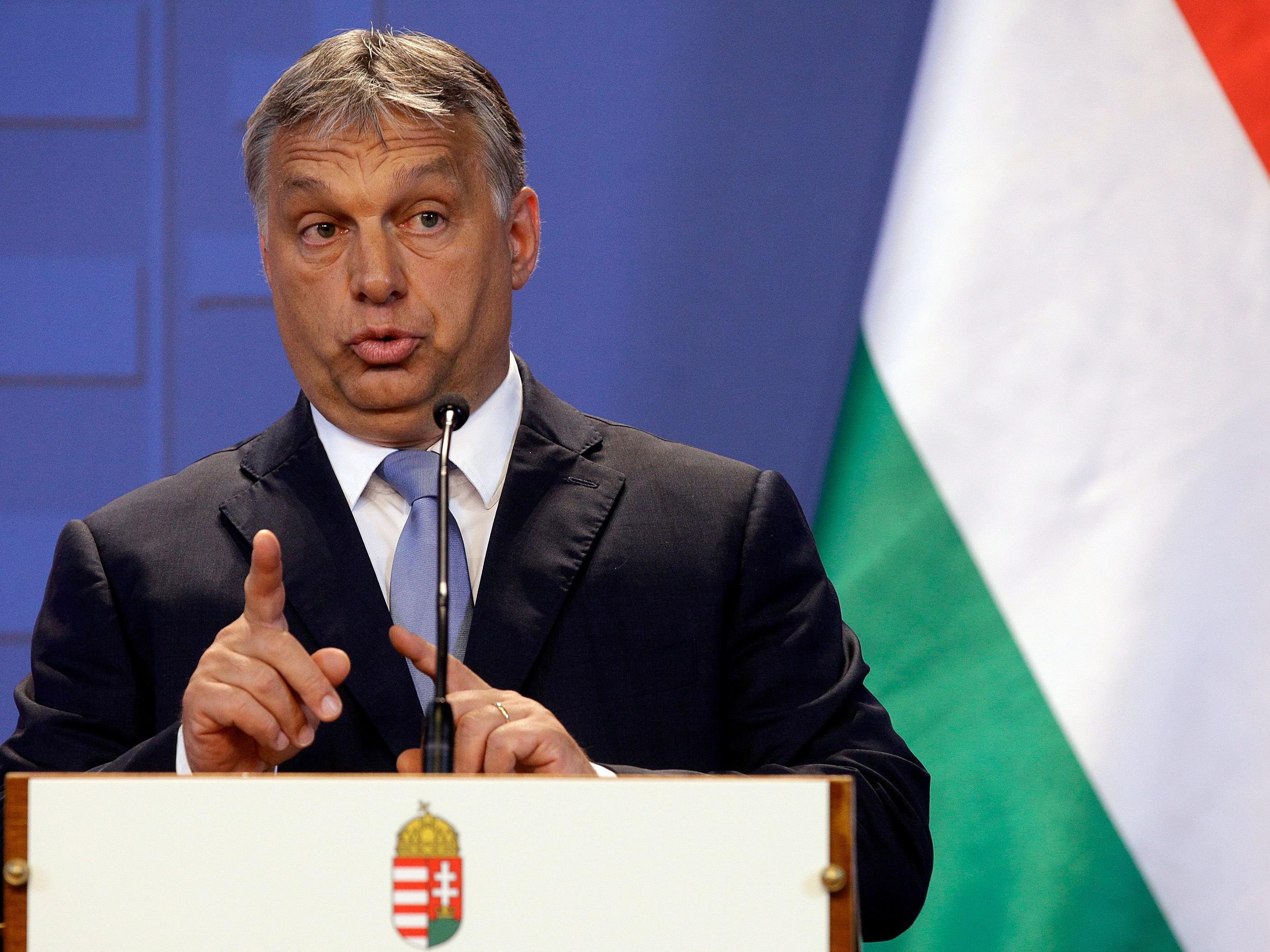 Ungarn verstoße mit seiner Flüchtlingspolitik gegen europäische Werte, so der Vorwurf.