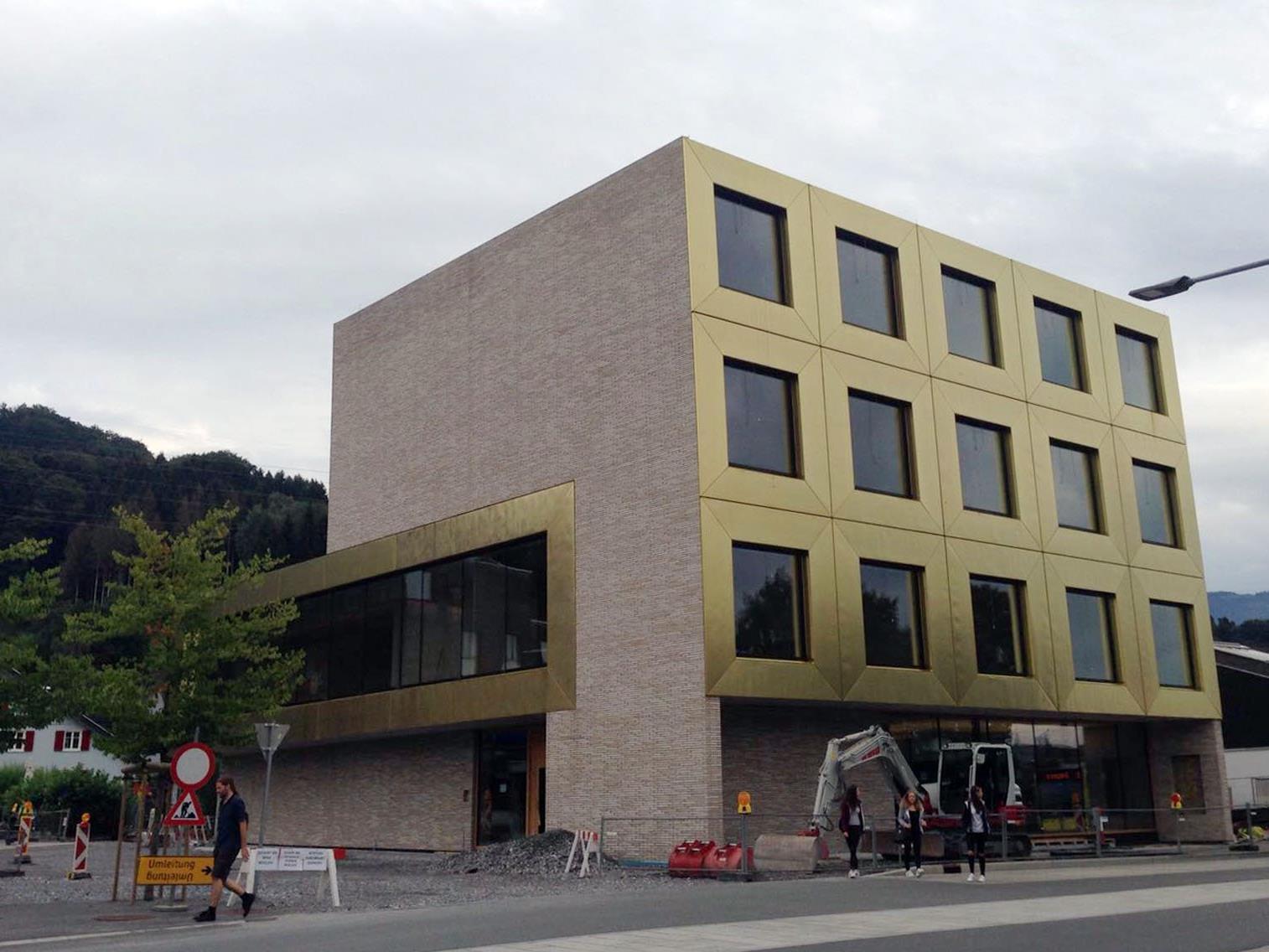 Bücherei Wolfurt bezieht ihr neues Domizil in der Musikschule.