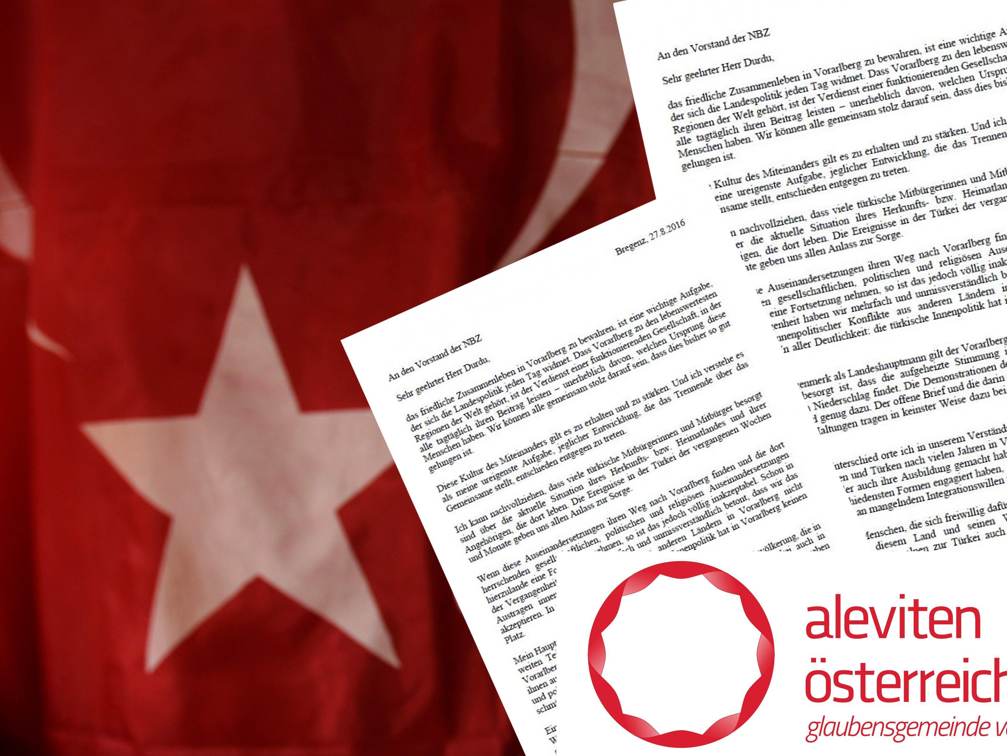 Die alevitische Glaubensgemeinschaft verurteilt das Hereintragen nationalistischer Politik nach Österreich