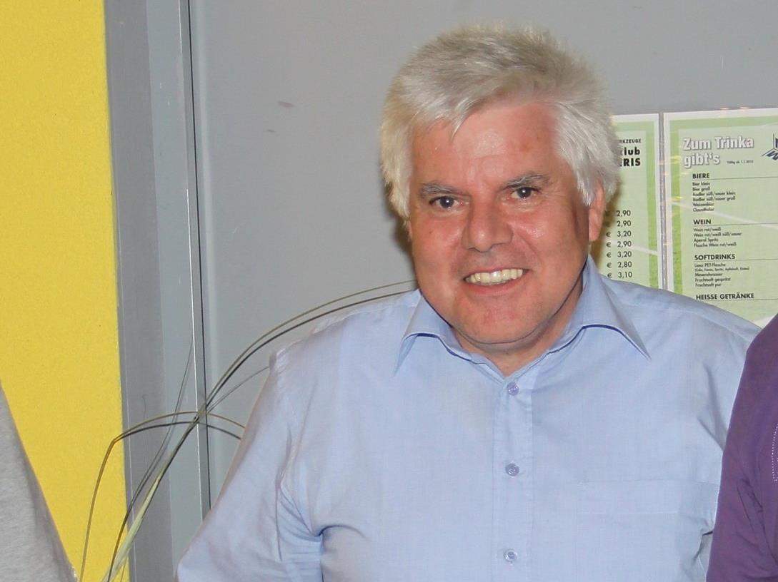 Arno Huber ist neuer Obmann in Sachen Sport.