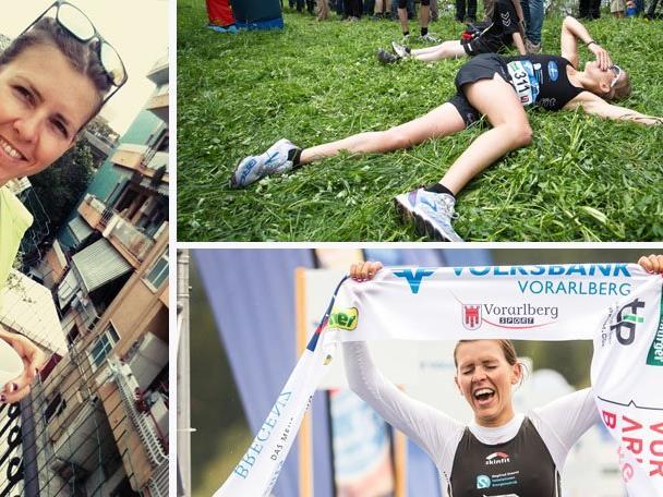 Der Ironman auf Hawaii wird für Bianca Steurer aus Vorarlberg ein Highlight.