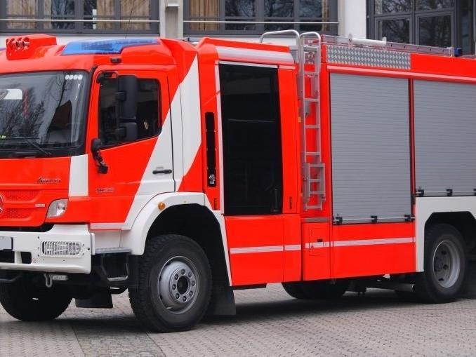 Ab 2018 für die Hohenemser/innen im Einsatz – das neue Rüstfahrzeug der Feuerwehr.