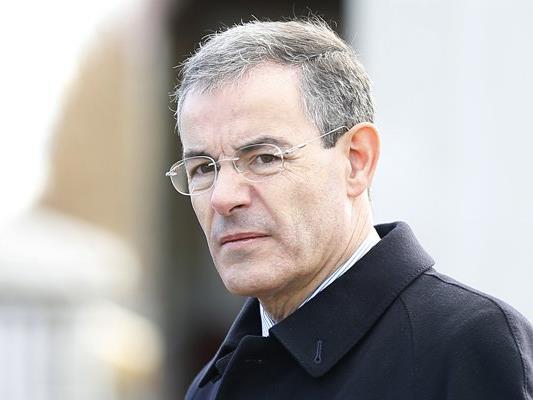 Der französische Botschafter Pascal Teixeira da Silva.