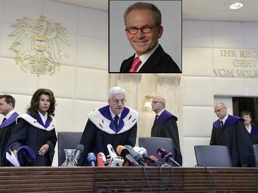 Die Entscheidung des VfGh wird von Anwalt Zanger kritisiert