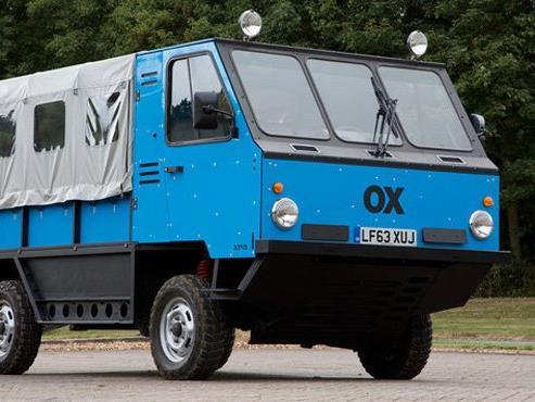 """""""Ikea-Truck"""" soll zwischen 10.000 und 20.000 Euro kosten."""