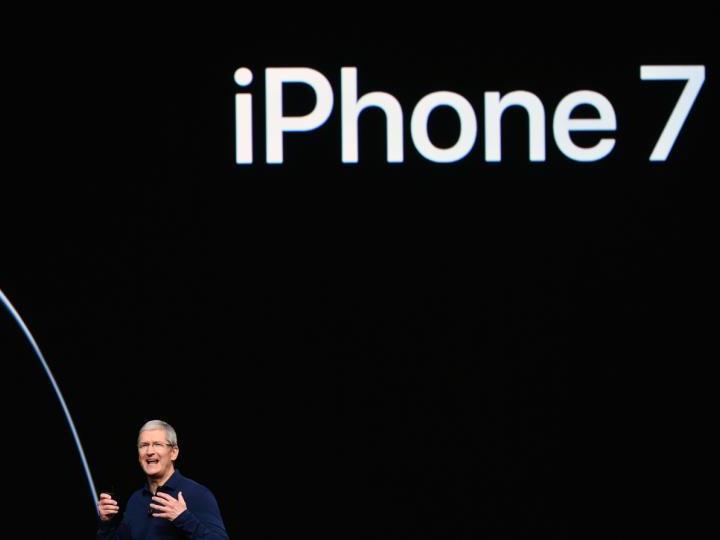 Apple's iPhone 7 Slogan in Hongkong könnte fehlinterpretiert werden