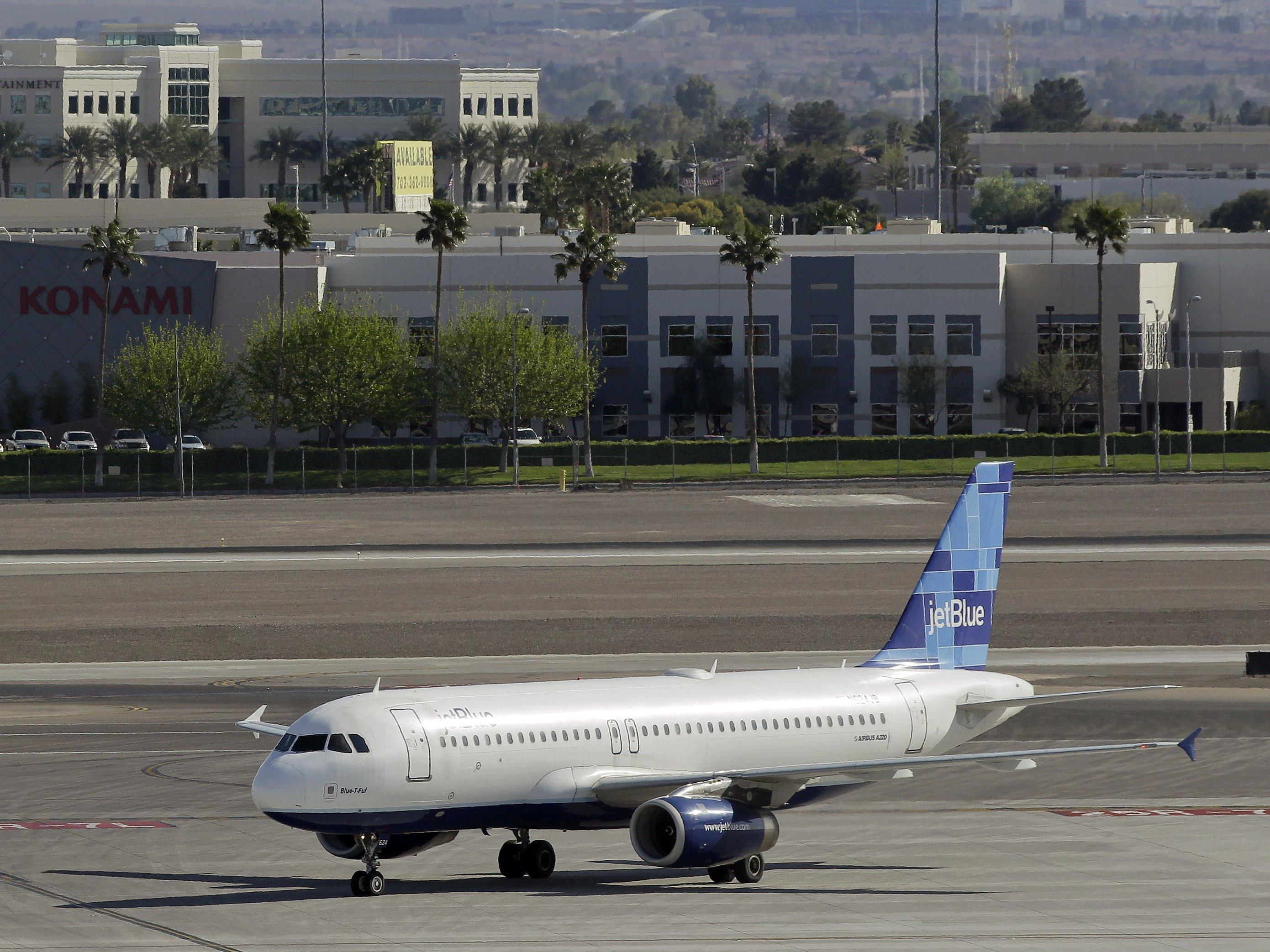 Der Flieger startete von der Dominikanischen Republik.