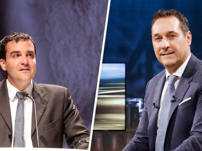 Nächste Runde in der Drogen-Test-Posse zwischen Falter-Chefredakteur Florian Klenk und FPÖ-Chef HC Strache: Du, Ich und dein Teddy.