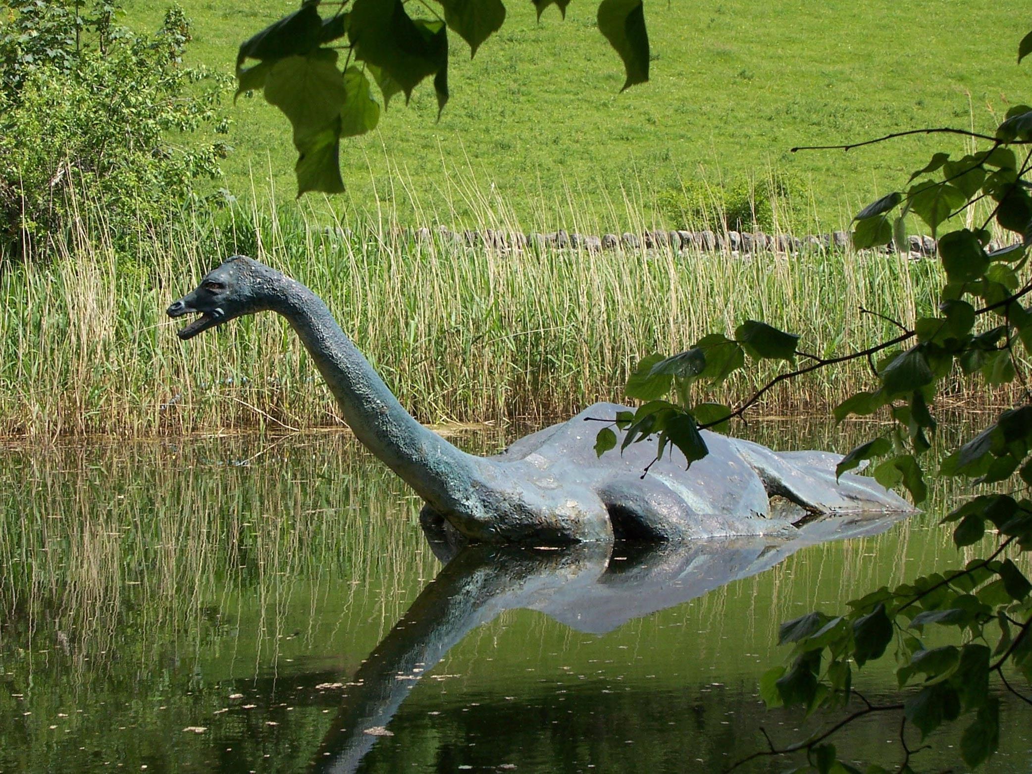 """Der Mythos rund um """"Nessie"""" lebt weiter."""